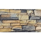 Stacked Stone Panel - Summer