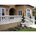Classic spindles (white)