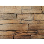 Rustic Ledgestone - brown