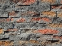 Split Faced Wall Panel - Gray