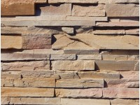 Ledgestone-panel