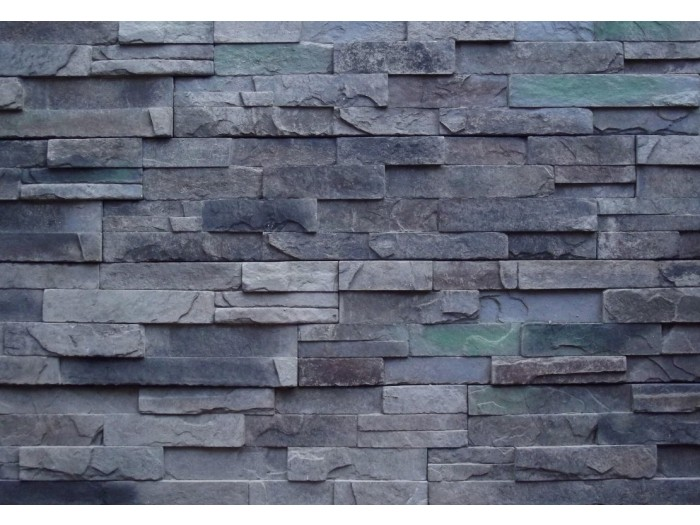Slate wall panel - Split faced Stone Panels - Our products ...