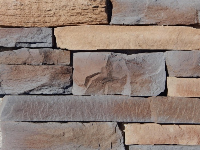 Rustic Ledgestone Stone Veneers Thin Brick Our