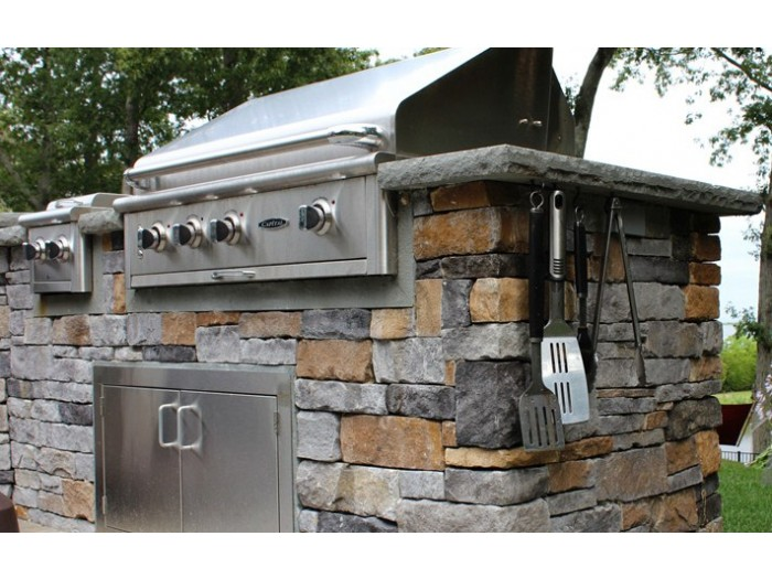 Outdoor kitchen 105 outdoor kitchens our products for Outdoor kitchen equipment